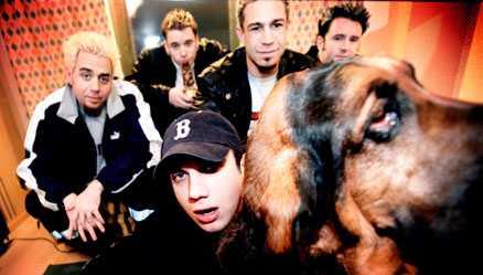 Bloodhound gang som vi minns dem.
