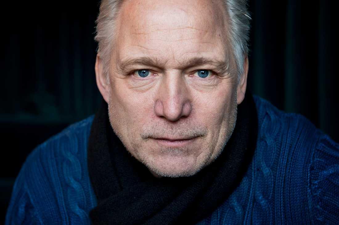 Hannes Holm som regisserat filmen.