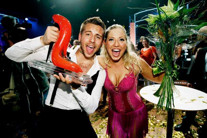 2012 vann Sigrid Let's Dance med Anton Hysén.