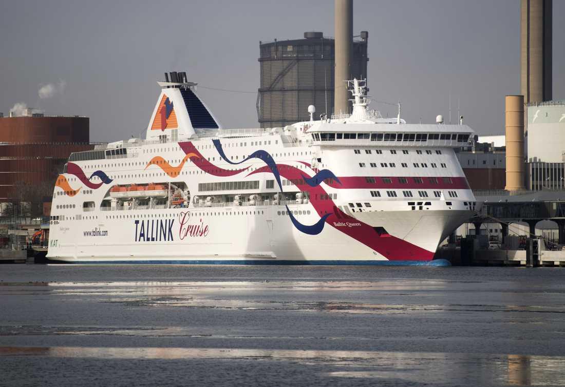 Tallink Silja prövar nya vägar och börjar erbjuda kryssningar till Gotland i juli. Arkivbild.