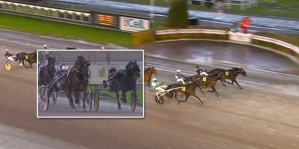 Milligan's School och Ulf Eriksson vann V75-3.