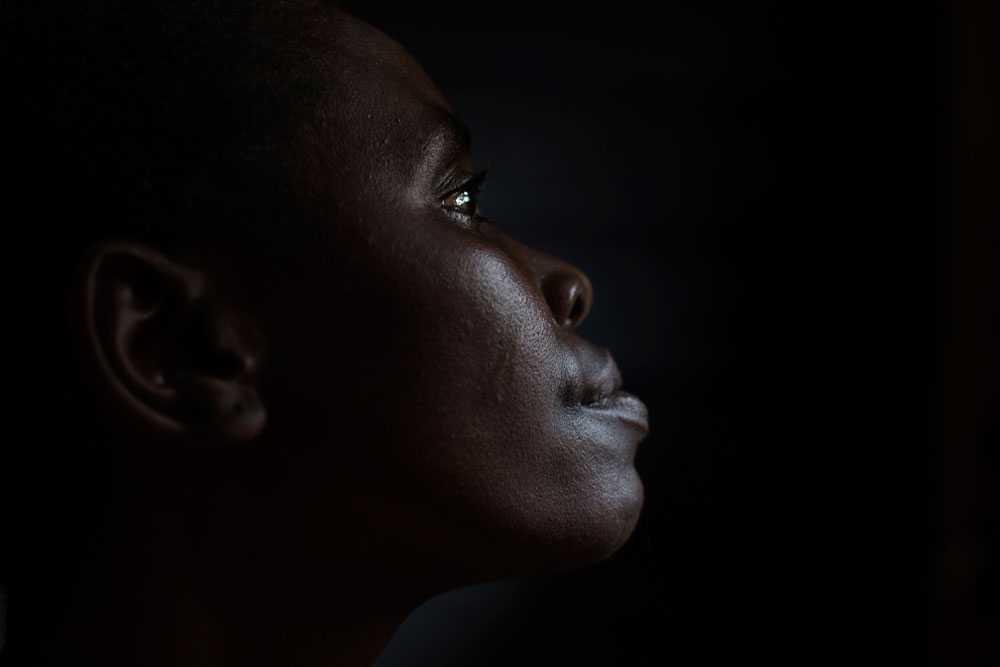 NICLAS HAMMARSTRÖM För två månader sedan blev hon våldtagen och misshandlad igen av soldater.
