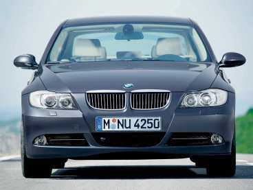 BMW 3-serien får högt betyg.