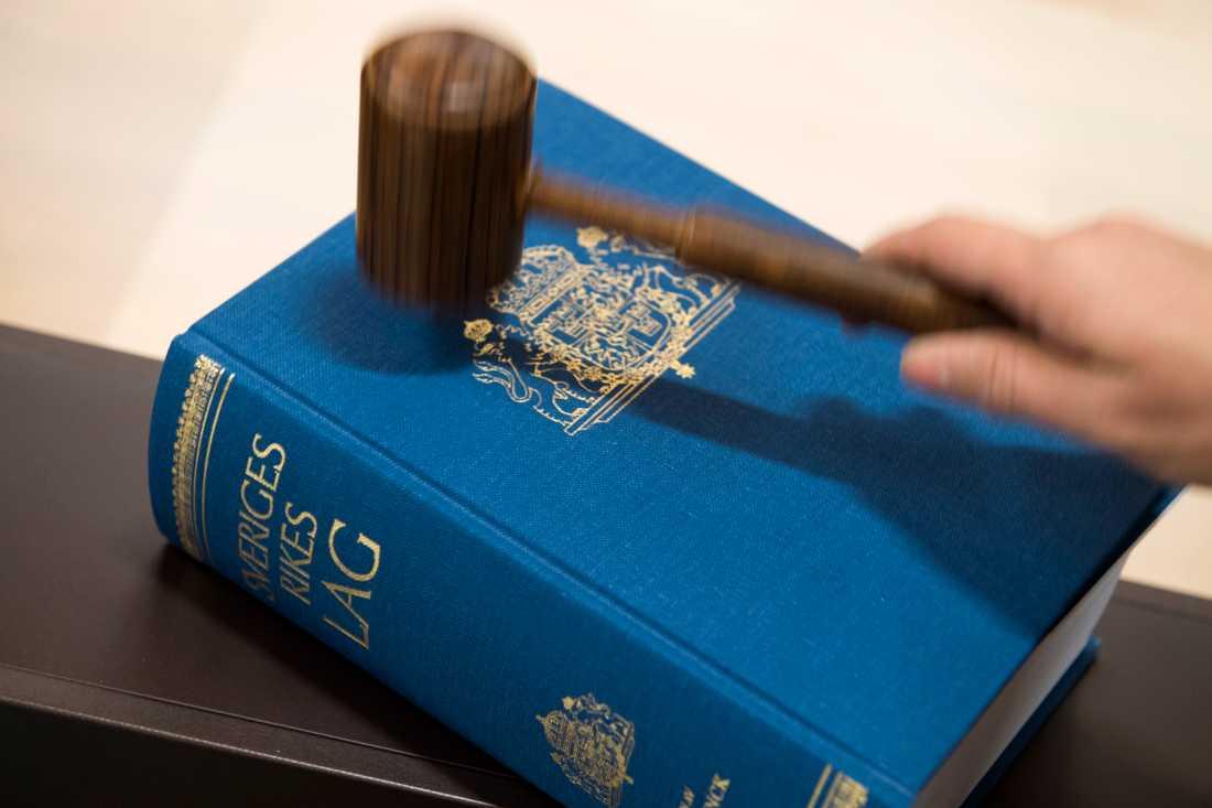 En 27-årig man döms till fängelse för mord i Boxholm. Arkivbild.