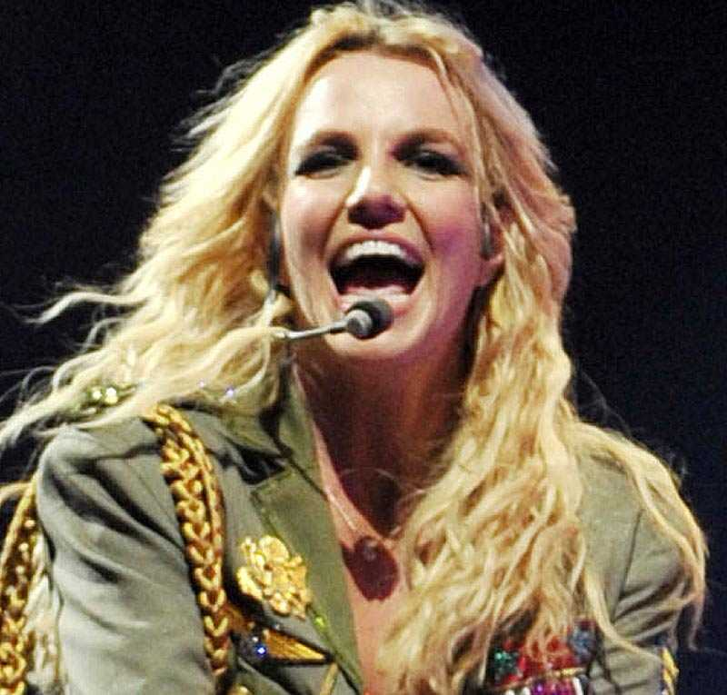 """Britney Spears """"Circus""""-turné kommer till Europa."""
