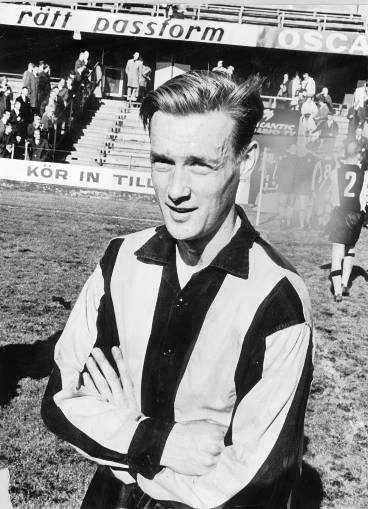Gösta Lundell 1962.