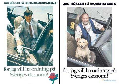 Arbetarklass Socialdemokraterna har lämnat klassperspektivet. Och moderaterna tagit över.