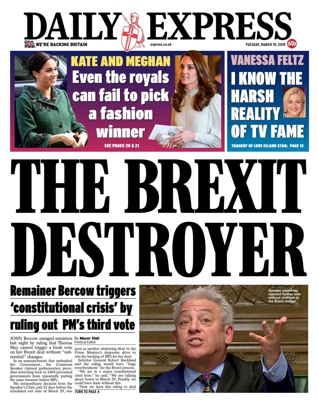 Daily Express.