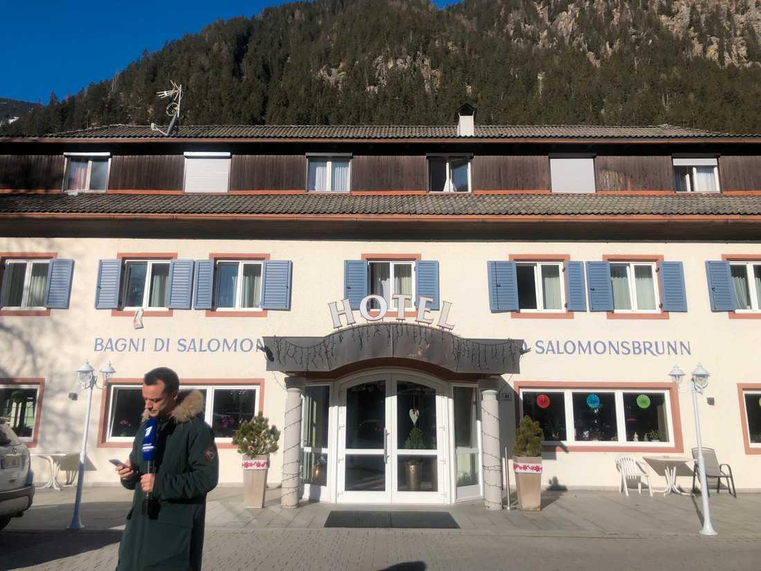 Ryska hotellet