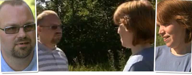 Kände olika Gert började prata husbygge med Ann-Katrin. Men hon hade redan bestämt sig för att inte fortsätta dejta honom.