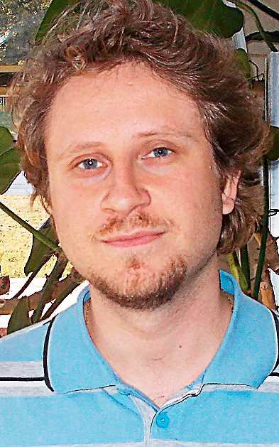 Volodymyr Isjtjenko, sociolog vid Kievs universitet.