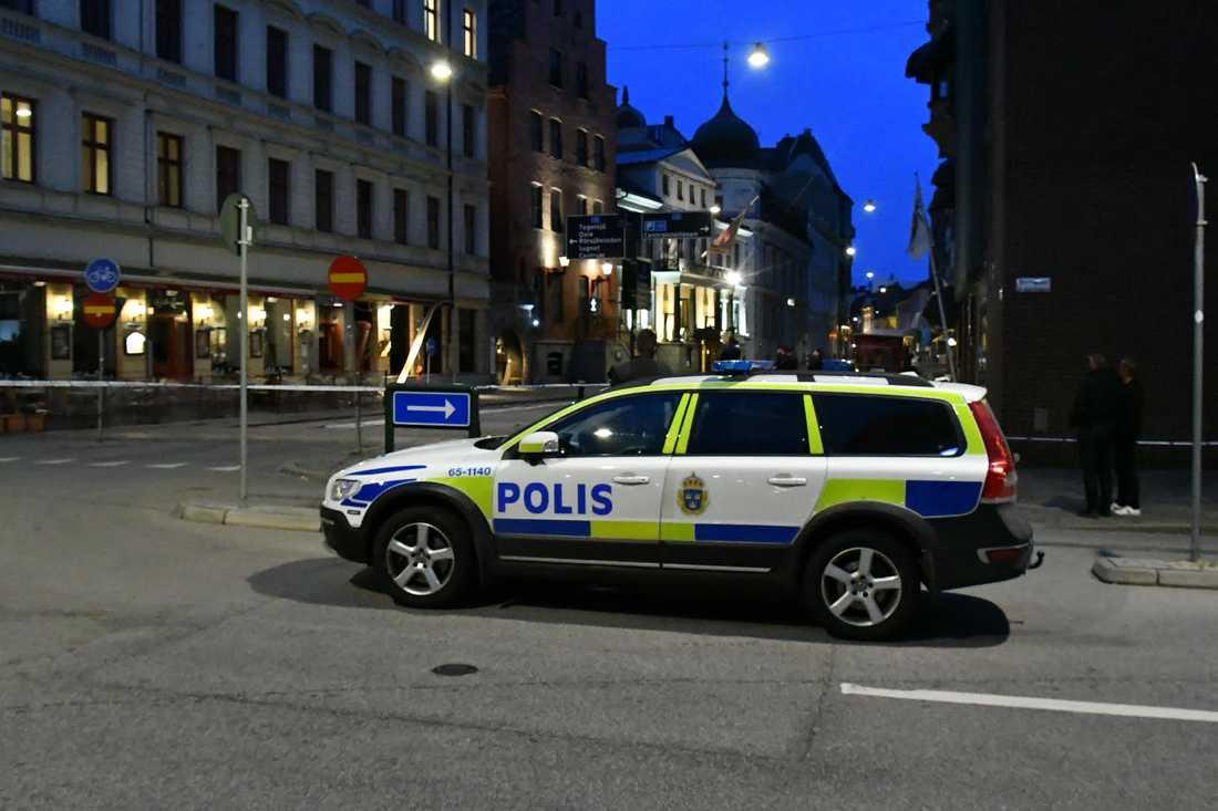 03.16: Andra detonationen inträffade i centrala Malmö.