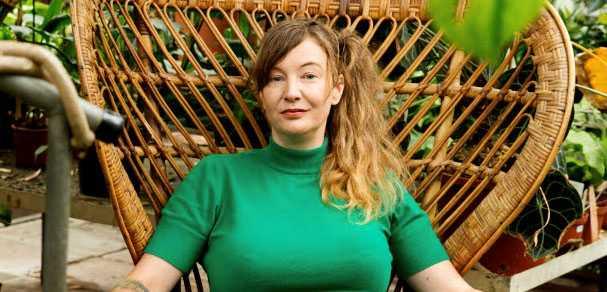 """Rippad"" är Josefine Adolfssons tredje roman."
