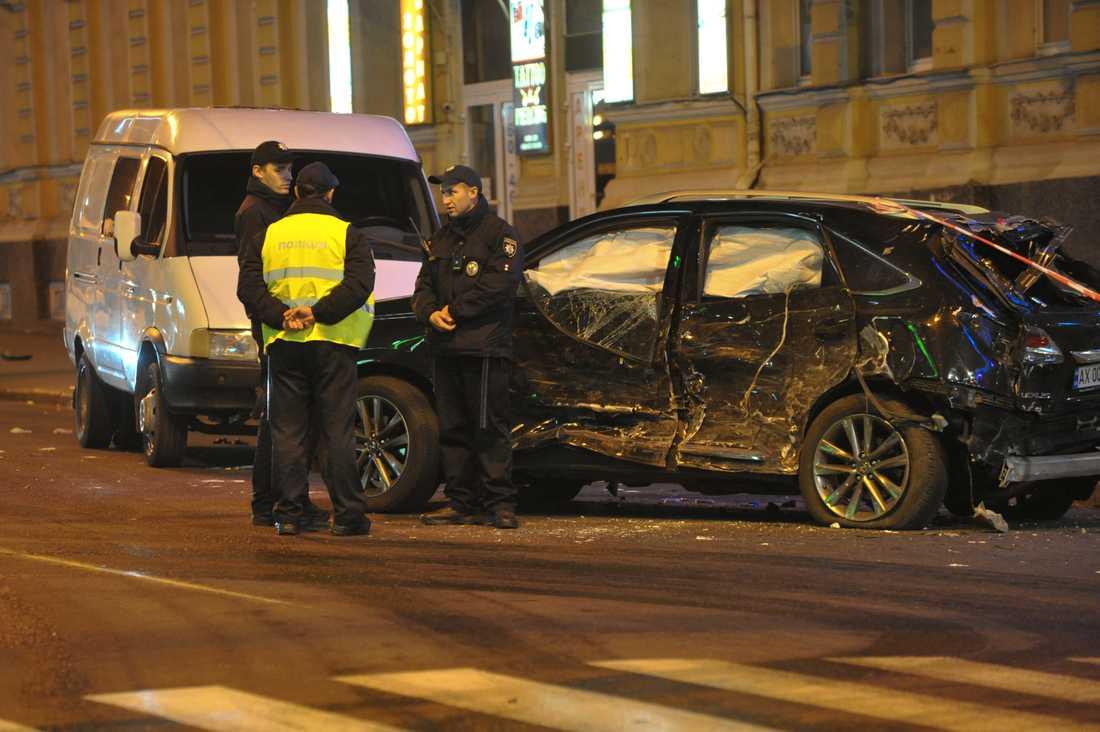 Zaitsevas vansinnesfärd slutade med att hon mejade ner elva människor, varav fem dog.