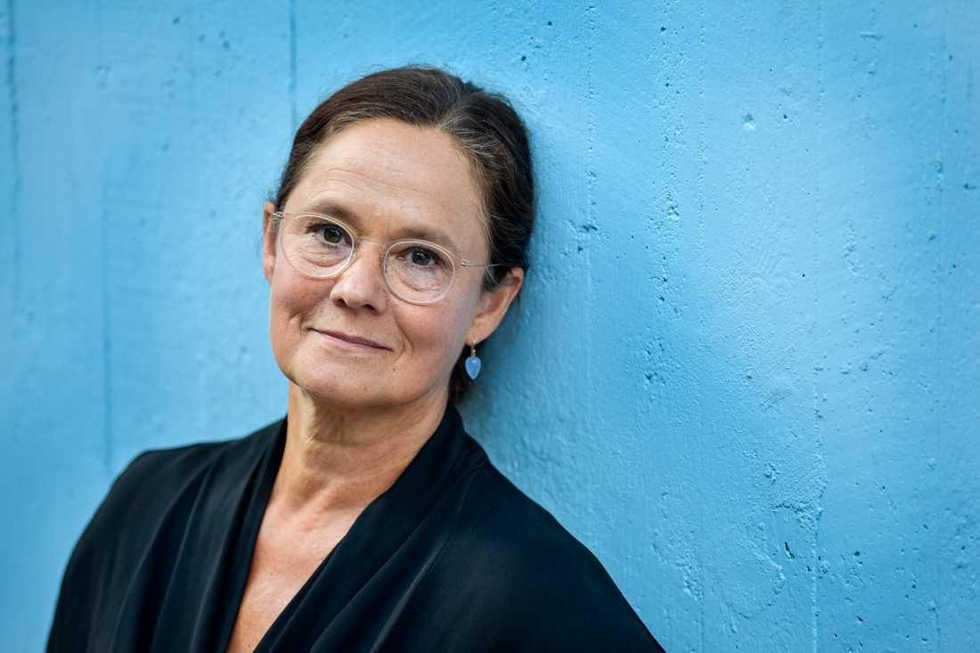 """Pernilla August kommer att regissera en tv-serie baserad på Kerstin Ekmans """"Händelser vid vatten"""", enligt dottern Alba August. Arkivbild."""