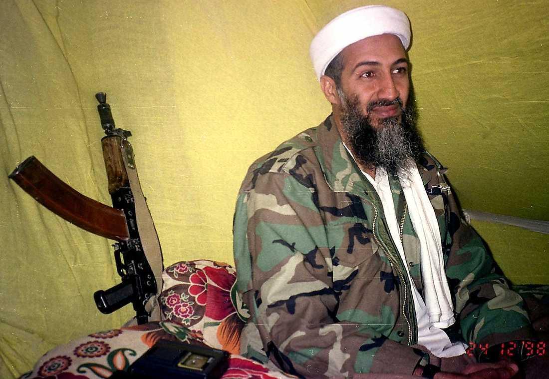 JOURNALISTENS BILD JOURNALISTENS BILD Rahimullah Yusufzai är en av få journalister som träffat Usama bin Ladin. Ett telefonsamtal dem emellan höll på att bli dödligt.