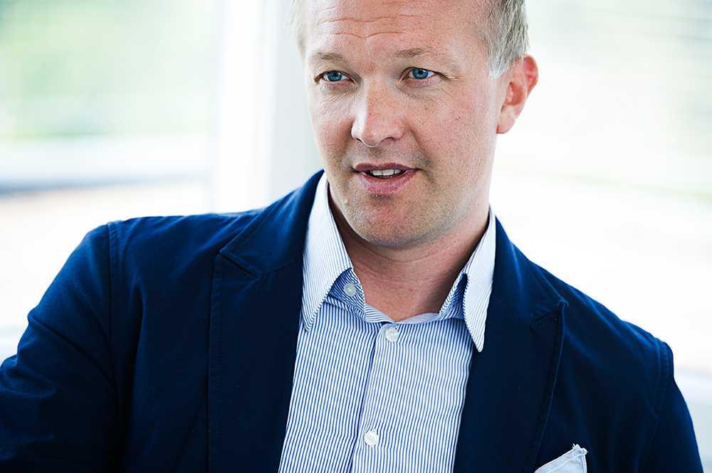 """Magnus Hedman, 40 år, före detta landslagsmålvakt i fotboll, Stockholm """"Ha så lite barnvakt som möjligt, försök att vara närvarande."""""""