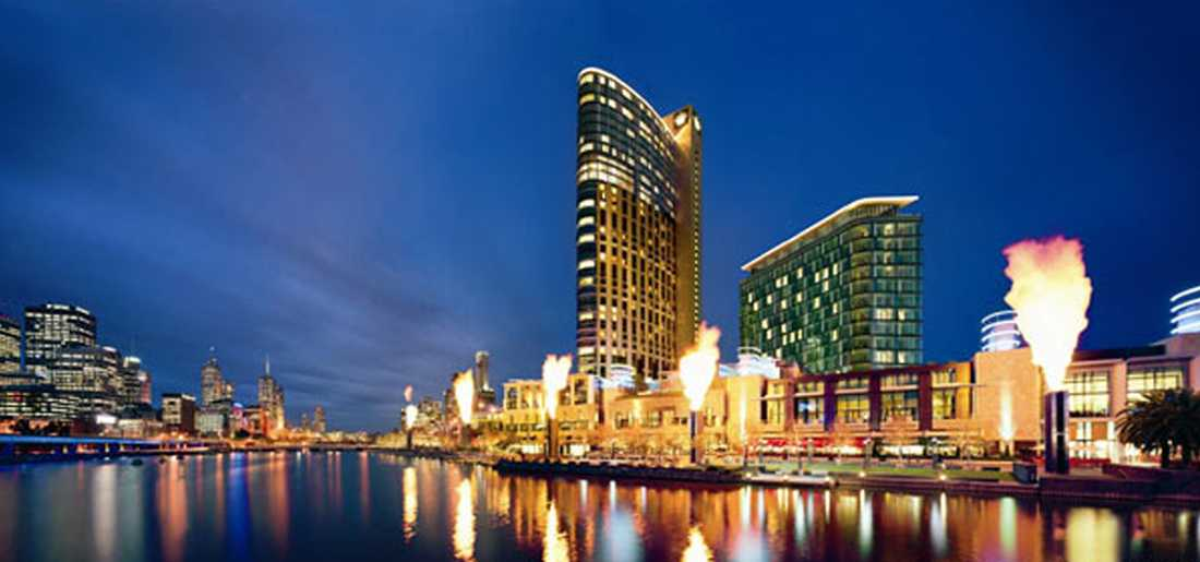 Casinot Crown i Melbourne.