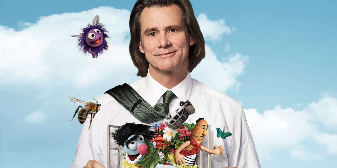 "Jim Carrey i ""Kidding"" på HBO Nordic."