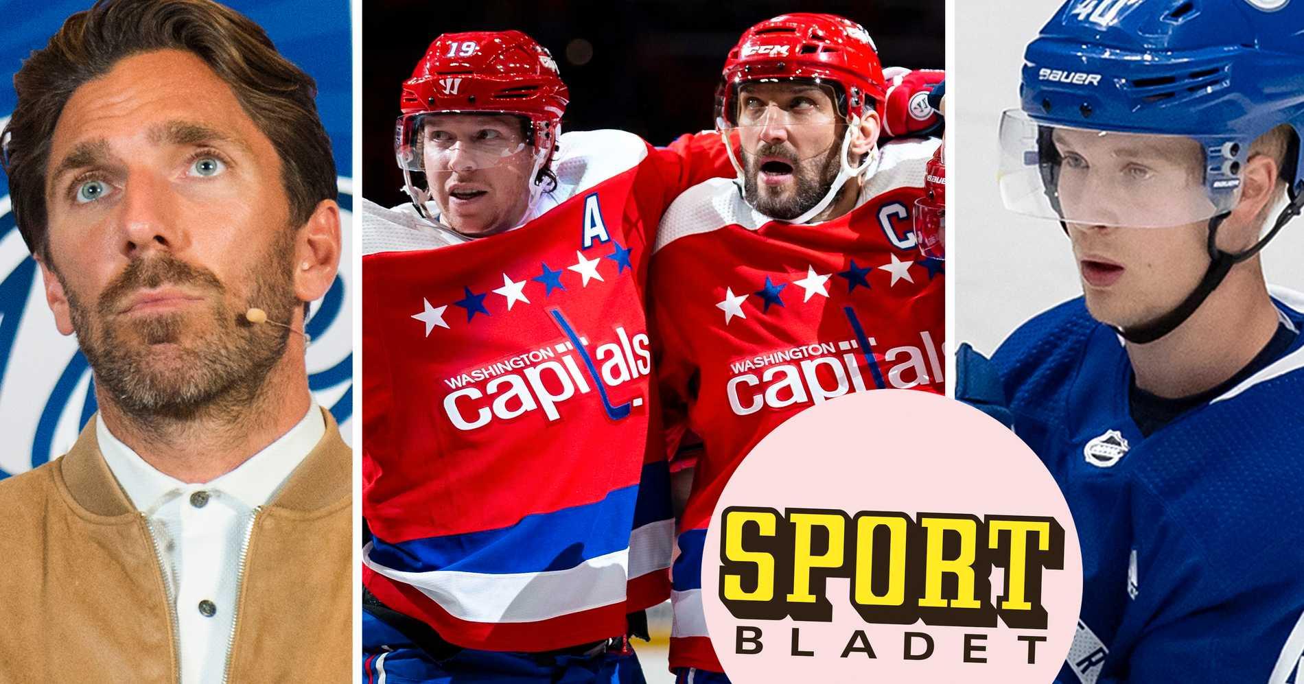 """Dystert inför NHL-start: """"Försöker samarbeta"""""""
