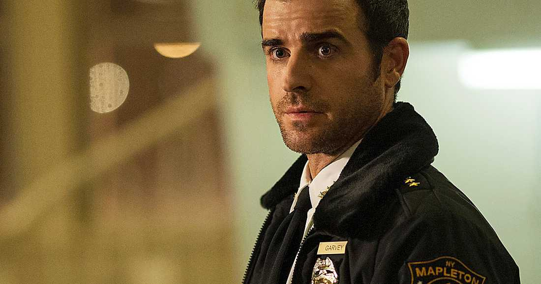 Justin Theroux i The Leftovers.
