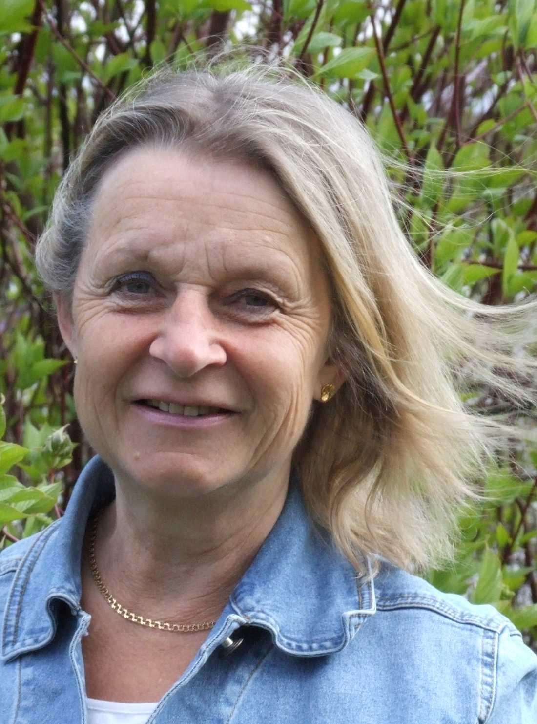 Ingela Gardner Sundström.