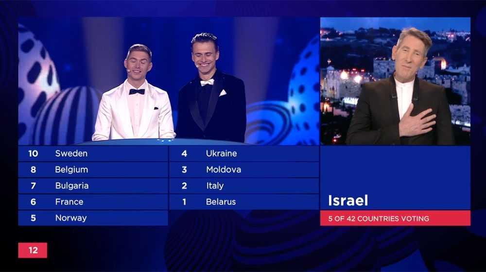 Israel tog farväl av Eurovision under lördagens final – men det kan ha varit lite förhastat.
