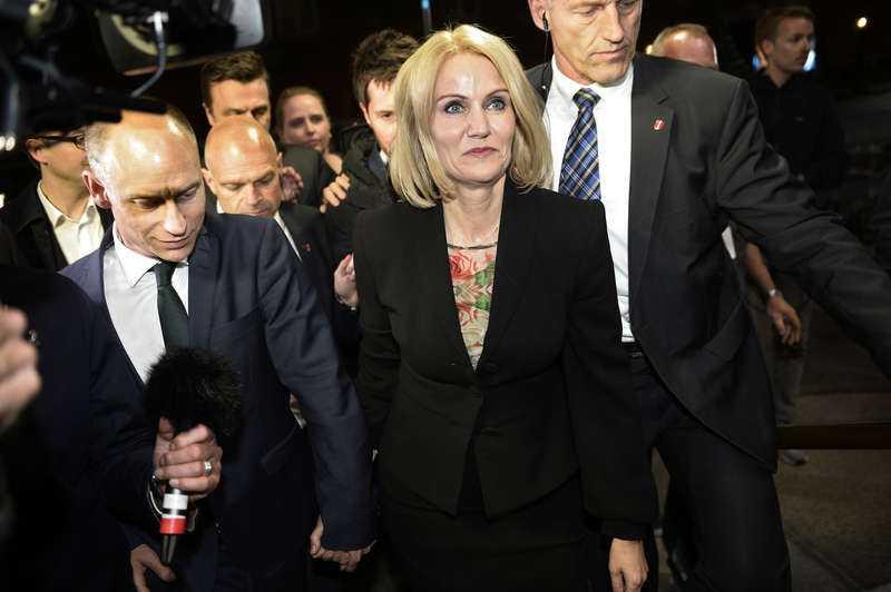 Mätningarna tydde på en rekordjämn kamp i det danska valet men vid midnatt stod det klart att Socialdemokraterna hade förlorat och att statsminister Helle Thorning-Schmidt avgår.