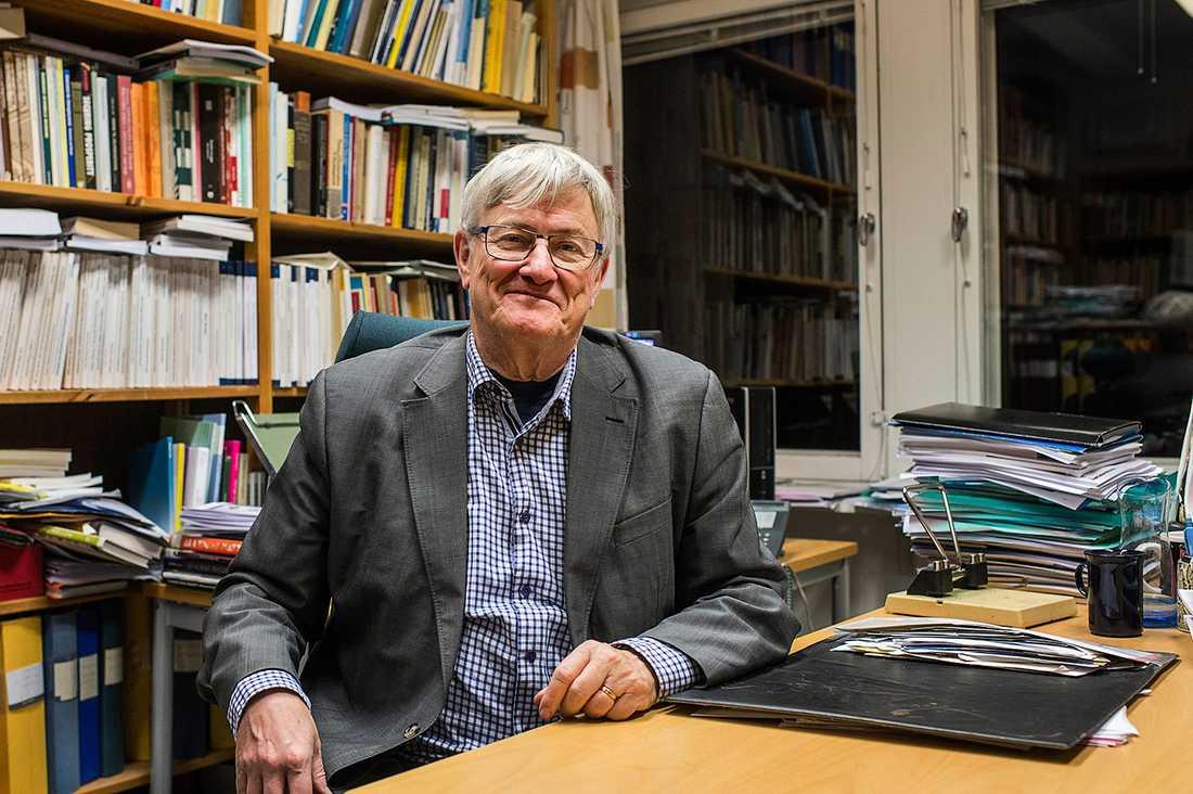 Ekonomiprofessor Eskil Wadensjö.