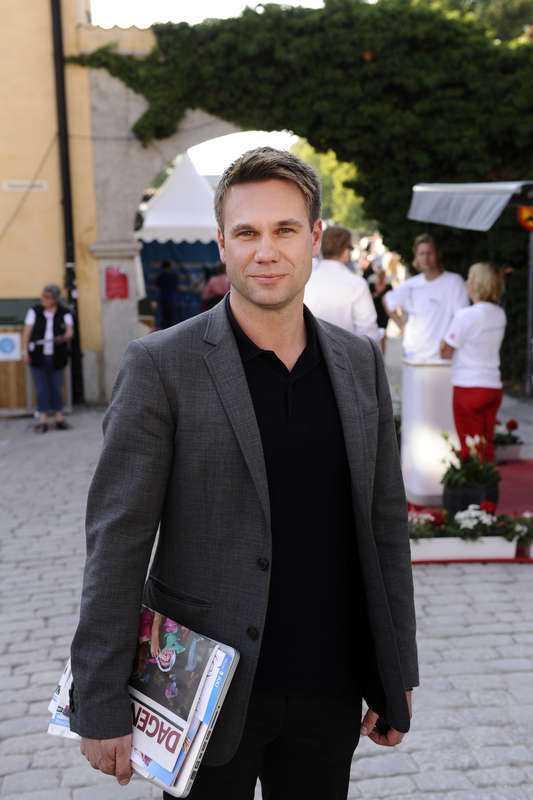 Anders Pihlblad, journalist, TV4.