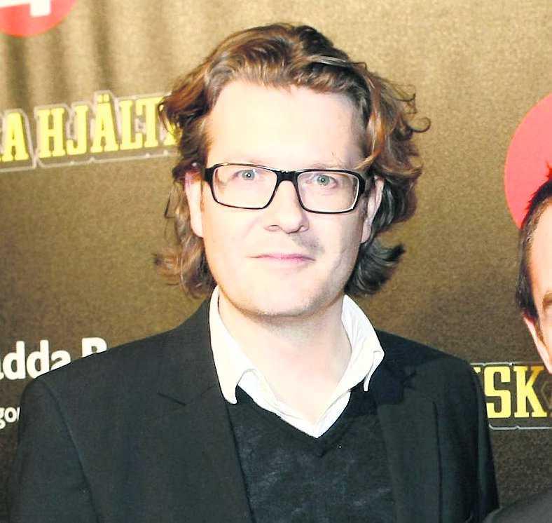 Fredrik Arefalk, programchef på TV4.