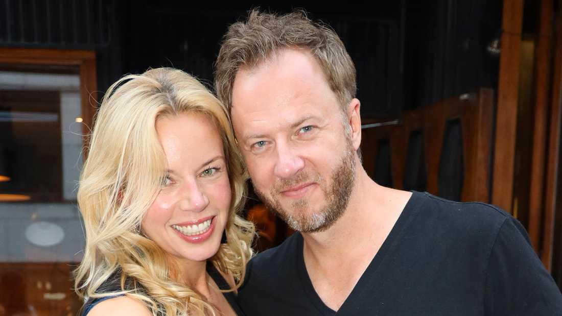 Maria Berghagen och Olof Röhlander.