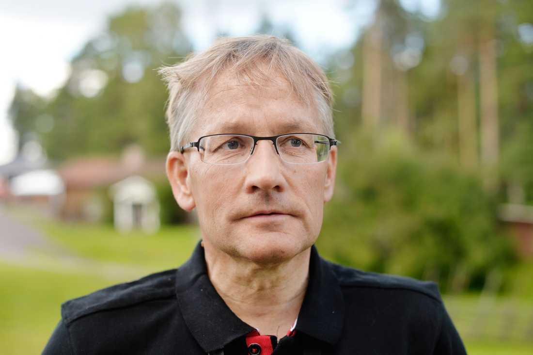 Lars Bälter är pressansvarig för Dansbandsveckan.