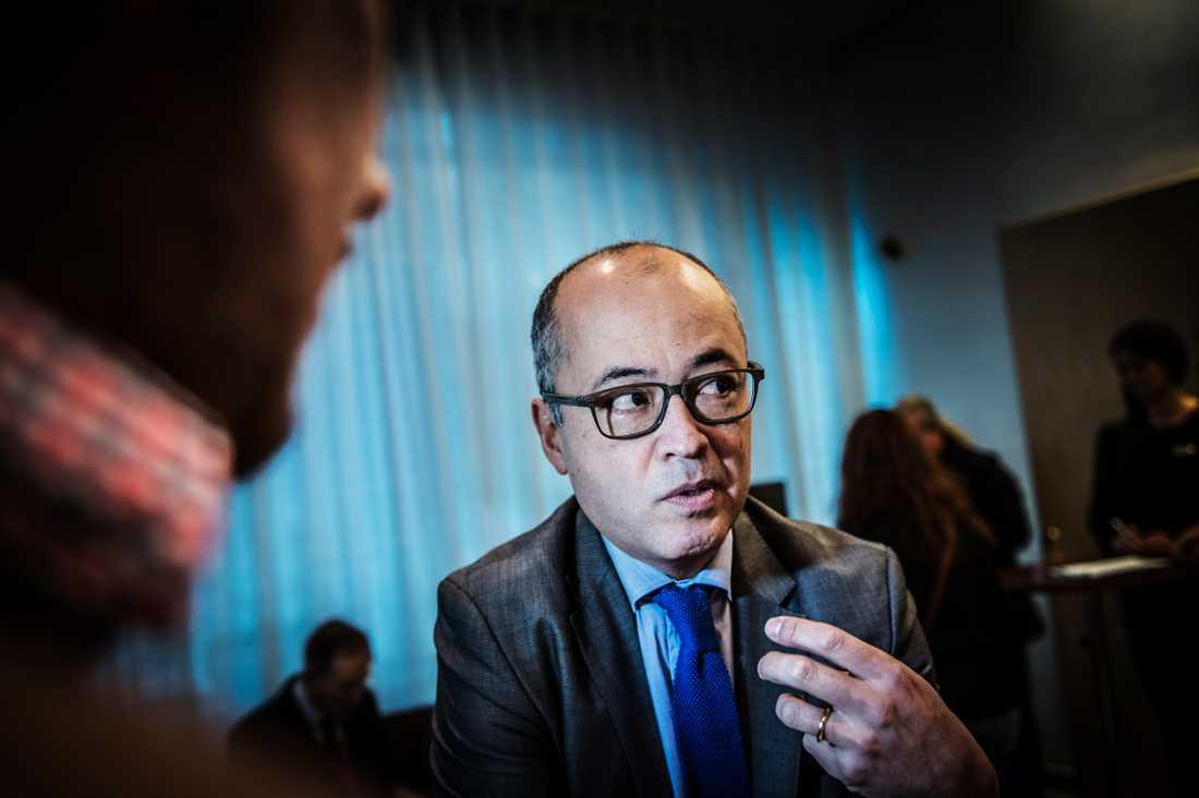 Frédéric Cho. Arkivbild.