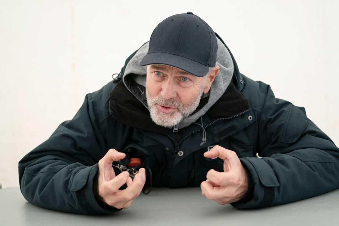 Regissören Erik Poppe tycker att Vilhelm Mobergs berättelse om den stora utvandringen från Norden till Nordamerika är mer aktuell än någonsin.