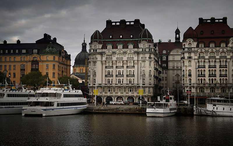 Stockholm toppar listan över de populäraste hotellstäderna i Sverige.