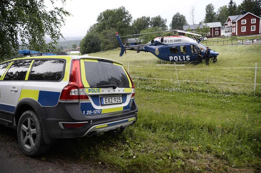 Attack var även med och hittade försvunna Ellenor.