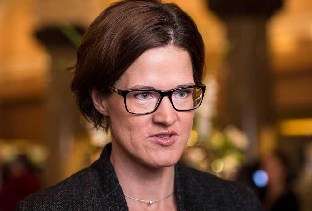 Anna Kingberg Batra (M) presenterade tillsammans tillsammans med Jan Björklund (FP),  Emil Källström (C) och Jakob Forssmed (KD) en av sina största satsningar i budgeten.