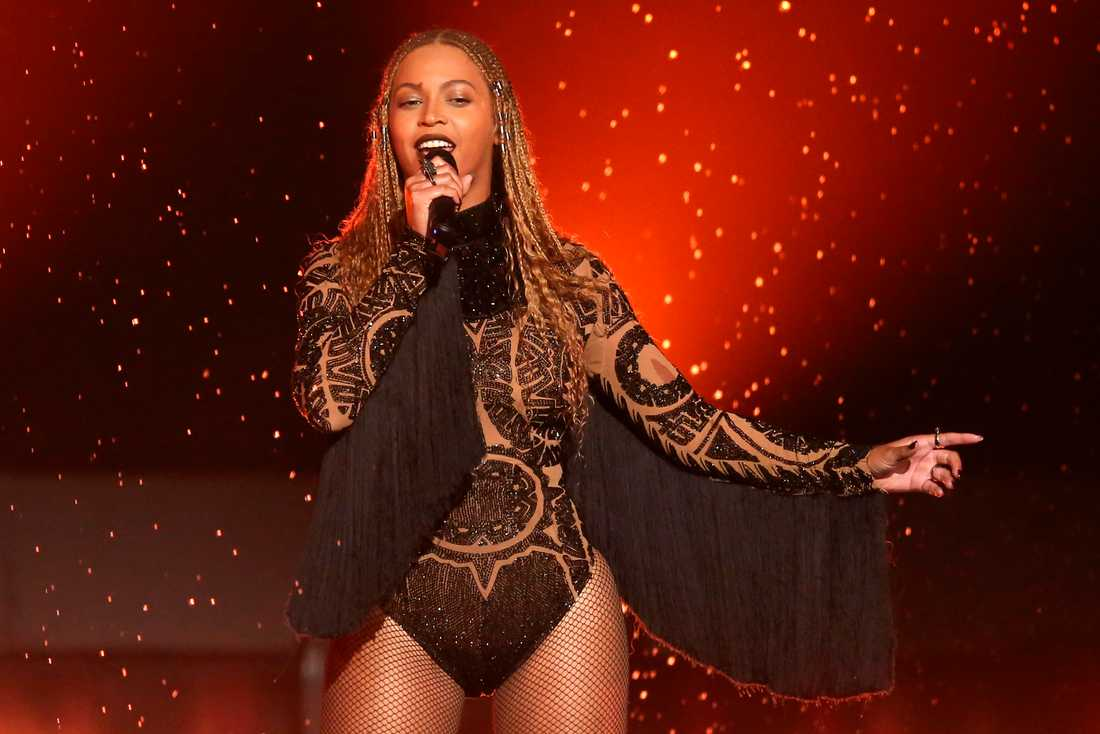 Beyoncé överraskade igen. Arkivbild.