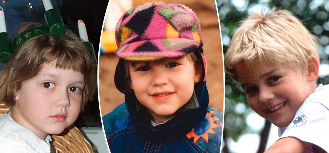Emma, Hugo och Wille var som vilka barn som helst. Tills de drabbades av de oförklarliga symtomen.