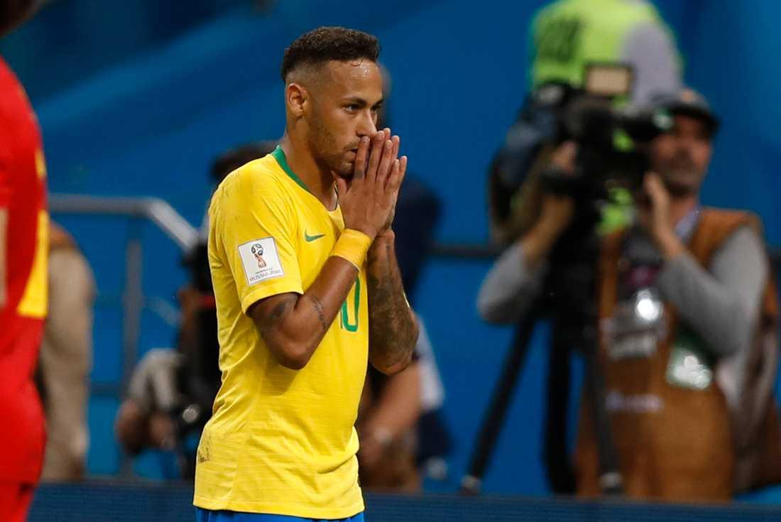 Ney, Neymar! Du fick stå utanför nomineringen.