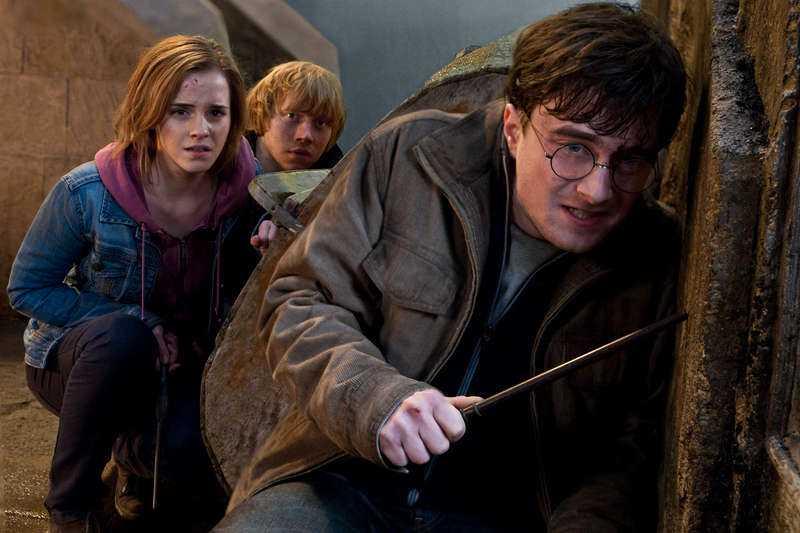 """Emma Watson slog igenom som """"Hermione"""" i filmerna on Harry Potter."""