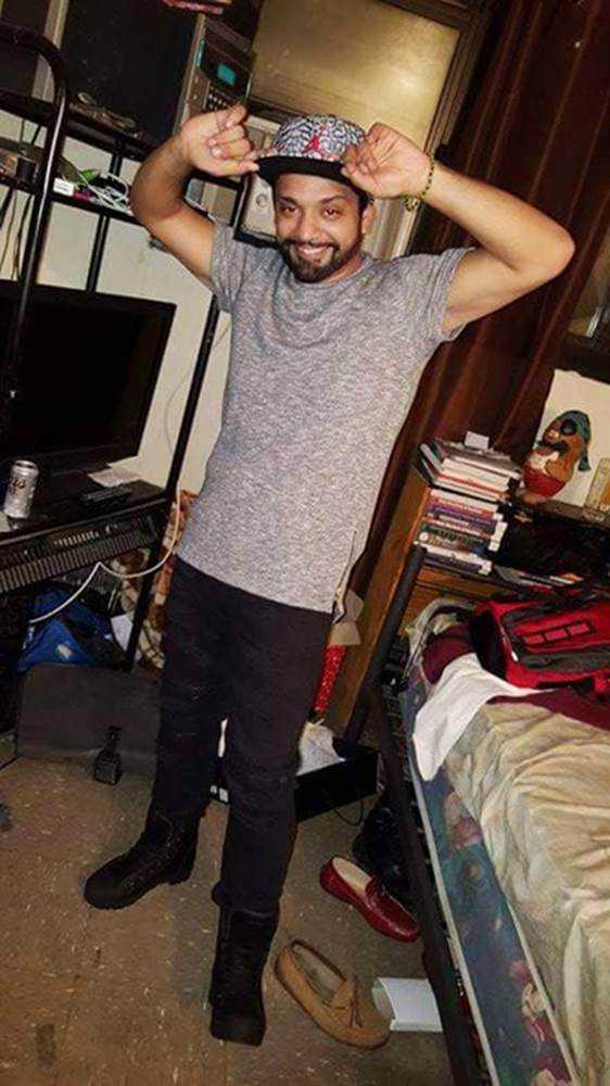 Enrique L. Rios Jr., 25, arbetade tidigare på flygplatsen LaGuardia i New York.