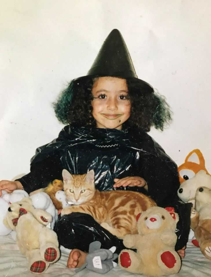 Malek Belkadi, 8 år.