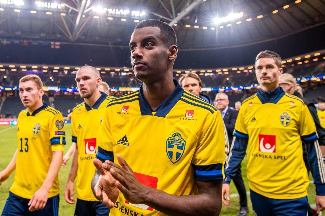 Sverige får möta Portugal, Frankrike och Kroatien i Nations League.