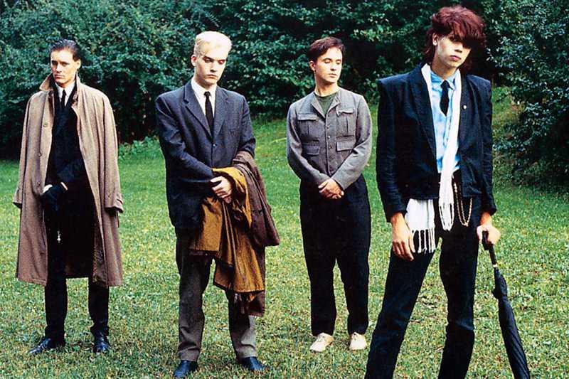 Lustans lakejer 1982.