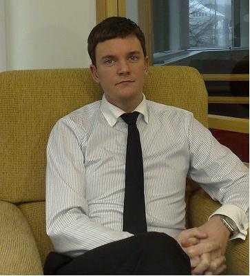 Daniel Fogmark, konsult på CV-fabriken.