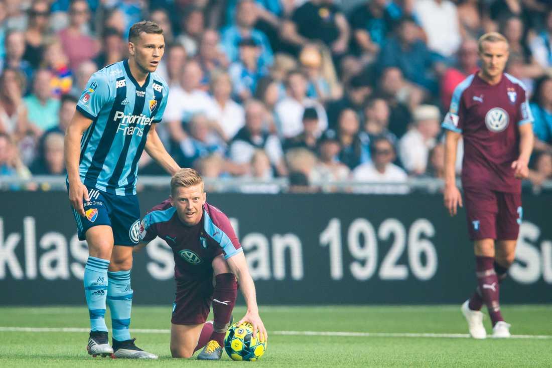 Senast Malmö FF spelade på Tele2 Arena tog man en poäng borta mot Djurgården. Matchen slutade 1–1.