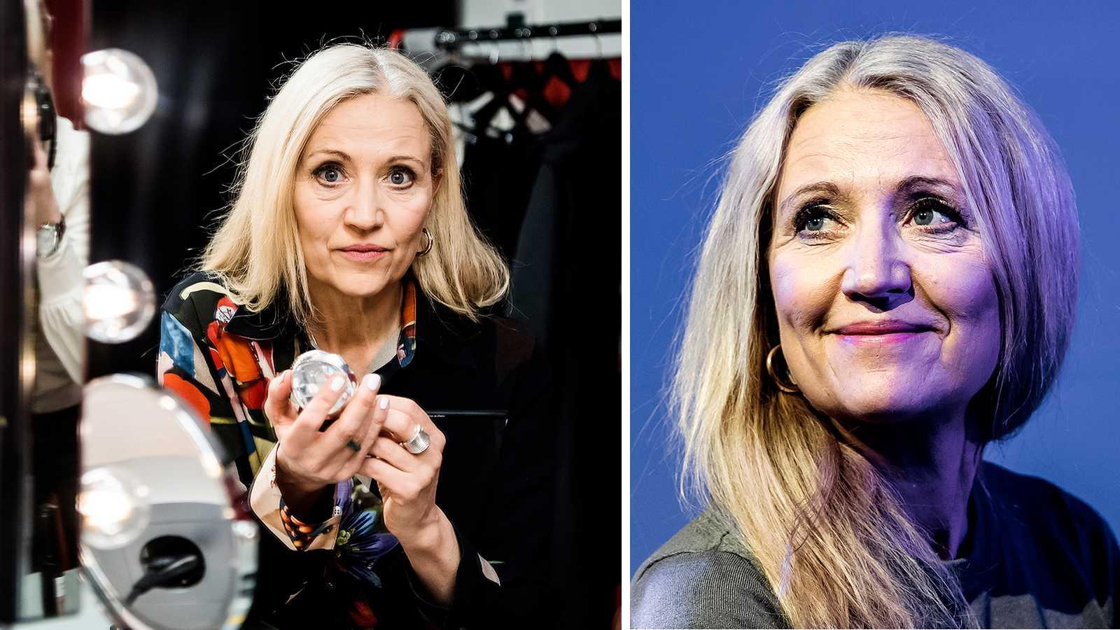 Klara Zimmergren öppnar sig om skilsmässan