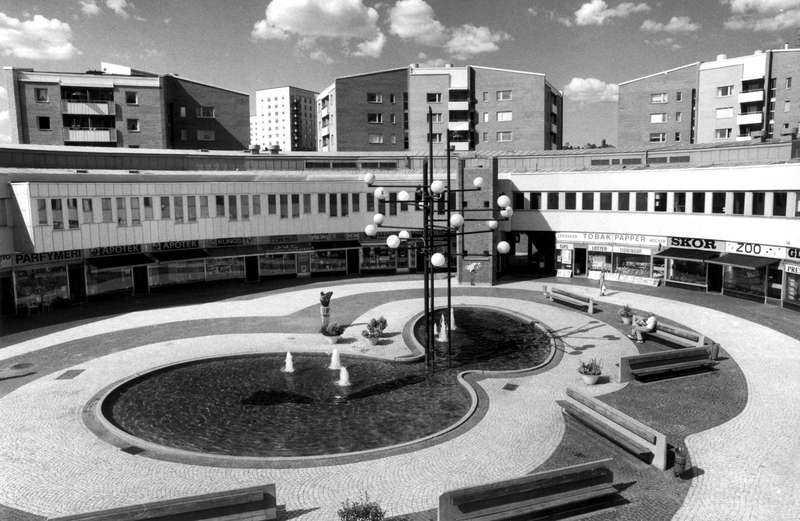 Rågsved 1983.